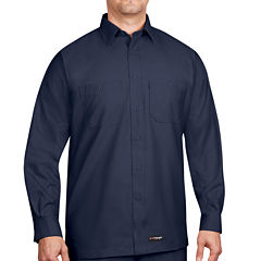Wrangler Workwear™ Long-Sleeve Work Shirt