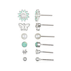 Mixit™ Nature Earring Set of 6