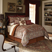 Downton Abbey Grantham 4-pc. Comforter Set & Accessories