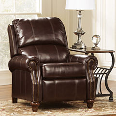 Signature Design by Ashley® Birsh Low-Leg Recliner
