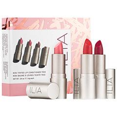 ILIA Mini Tinted Lip Conditioner Trio