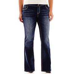 Ariya™ Curvy Bootcut Jeans - Juniors Plus