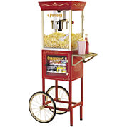 Nostalgia Electrics™ Vintage Collection™ Old-Fashioned Movie Time Popcorn Cart