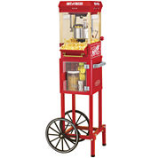Nostalgia Electrics™ Vintage Collection™ Old-Fashioned Kettle Popcorn Cart