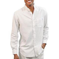 Steve Harvey Button-Front Shirt