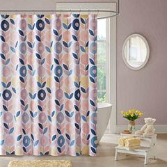 Millie Cotton Shower Curtain