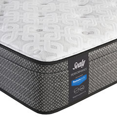 Sealy® Masterbrand® Besant Cushion Firm Eurotop - Mattress Only