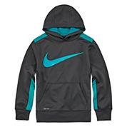 Nike® Therma-FIT Fleece Hoodie - Boys 8-20