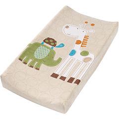 Summer Infant® Plush Pals Changing Pad Cover - Safari Stacks