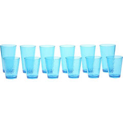 Certified International 12-pc. Acrylic Drinkware Set