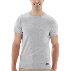 Dickies® 2-pk. Cotton-Blend Performance Crewneck T-Shirts