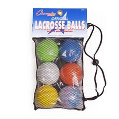 Champion Sports Lacrosse Ball Set