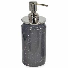 Scribble Spatterware Soap Dispenser