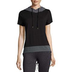 Short Sleeve Sweatshirts for Women - JCPenney