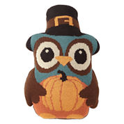 JCPenney Home™ Pilgrim Owl-Shaped Pillow