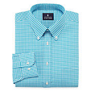 Stafford® Travel Long-Sleeve Oxford Dress Shirt - Big & Tall