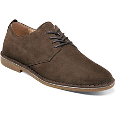Nunn Bush Gordy Mens Oxford Shoes-Wide