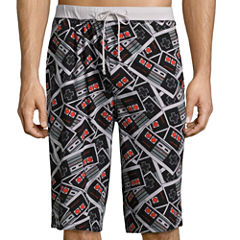 Nintendo® Controller Knit Pajama Shorts