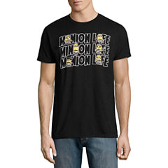 Short Sleeve Despicable Me Graphic T-Shirt