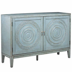 Home Meridian Credenza Storage Chest