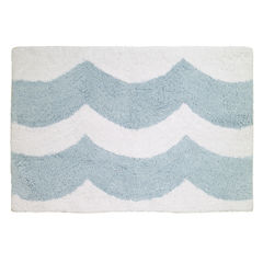 Avanti® Blue Wave Bath Rug