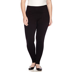Liz Claiborne® Secretly Slender Leggings - Plus