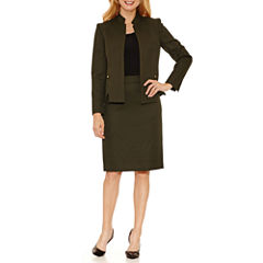Chelsea Rose Long Sleeve Open Front Jacket or Pencil Skirt