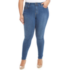 Plus Size Jeans, Plus Size Skinny Jeans & Boyfriend Jeans