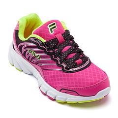 Fila® Countdown Girls Athletic Shoes - Big Kids
