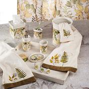 Avanti Foliage Garden Bath Collection