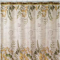 Avanti Foliage Garden Shower Curtain
