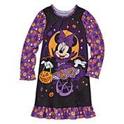 Disney Long-Sleeve Nightshirt - Girls 7-16