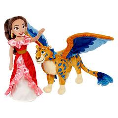 Disney® Elena Plush Collection