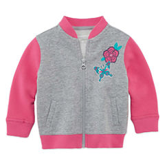 Arizona Girls Lightweight Bomber Jacket - Baby