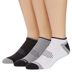Xersion™ 3PK Shield Low Cut Socks