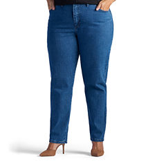 Lee® Side-Elastic Jeans - Plus