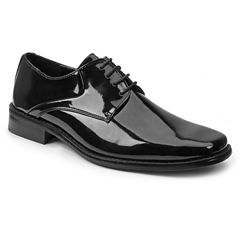 Giorgio Brutini Mens Patent Oxford Tuxedo Shoes