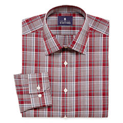 Stafford Mens Big & Tall Dress Shirts