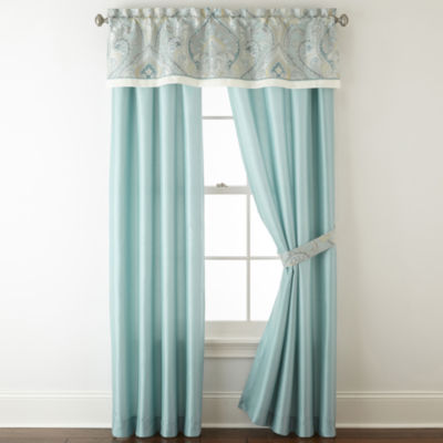 84 Inch Curtains. Gee Di Moda Ruffle Curtains Rod Pocket Window ...