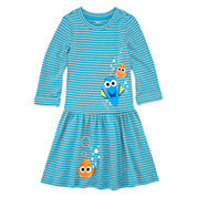 Disney Collection Dory Knit Dress