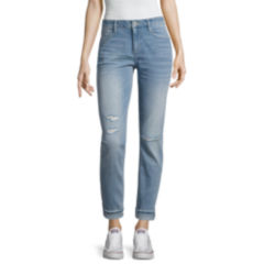 Arizona Boyfriend Jeans Jeans for Juniors - JCPenney