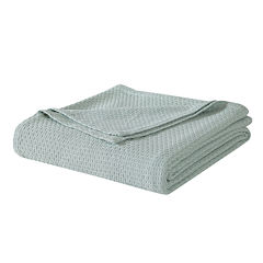 Laura Ashley Cotton Blanket