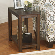 Signature Design by Ashley® Grinlyn Chair-Side End Table
