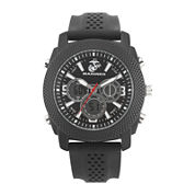 Wrist Armor® C21 Mens US Marine Corps Rubber Strap Chronograph Watch