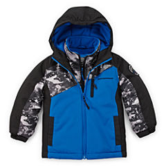 Weatherproof® Heavyweight Vestee Jacket - Toddler Boys 2t-4t