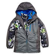 Weatherproof® Heavyweight Vestee Jacket - Boys 8-20