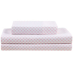 Lala+Bash Kelly Microfiber Easy Care Sheet Set