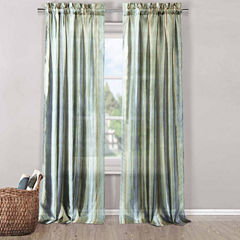 Duck River Sasha Ombre Faux Silk Shower Curtain