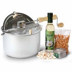 Whirley Pop All Natrual Popcorn Gift Set