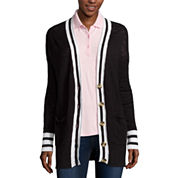 Arizona Oversized Varsity Cardigan